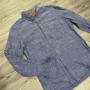 Stapleford Chambray Button Up